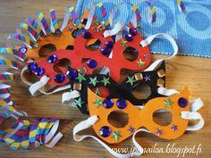 Lasten askarteluja alle kouluikäisille, ohjeita, ideoita ja kuvia. Spring Arts And Crafts, Diy And Crafts, Crafts For Kids, Christmas Ornaments, Holiday Decor, Halloween, Google, Amor, Pictures