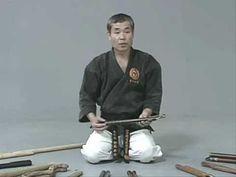 Selecting nunchaku - YouTube