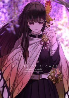 Read Kimetsu No Yaiba / Demon slayer full Manga chapters in English online! Otaku Anime, Chica Anime Manga, Kawaii Anime, Anime Angel, Anime Demon, Fan Art Anime, Anime Art Girl, Manga Girl, Anime Girls
