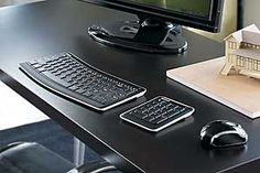 Micro$oft 6000 keyboard and number pad. Have that one and recommend.