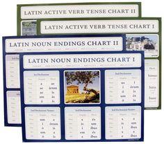Elementary Latin Charts | Main photo (Cover)