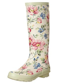 Sanita ROSIE WELLY - Wellies - beige - Zalando.co.uk