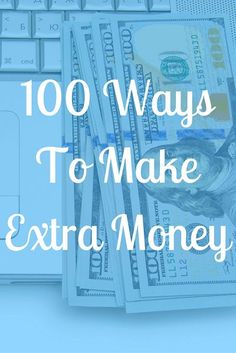 In this post, you'll get 100 ideas that have enabled other people to make extra money. You may not like every single one of these ideas, but imagine if you find ONE that gives you an extra $50, $500 or even $5000 a month. See how we can help you to find the right business to start your life.