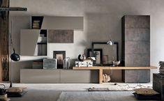 Soggiorni Pareti Attrezzate Atlante A016 | Livingroom | Pinterest ...