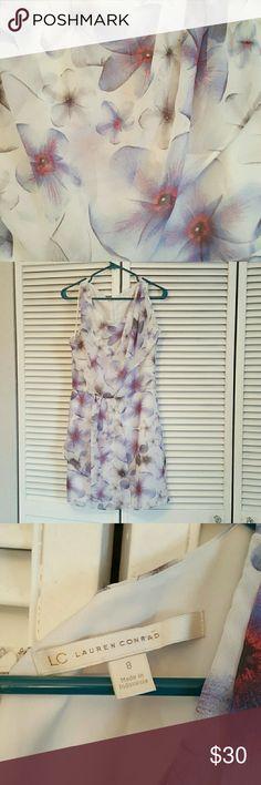 Lauren Conrad sleeveless dress size 8 Beautiful nwot LC Lauren Conrad Dresses Midi
