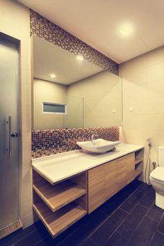 singapore interior design vanity cabinet bathroom landed finelinedesignstudio
