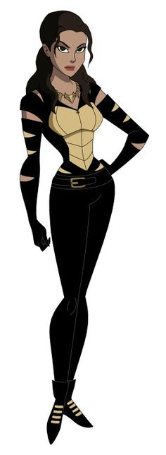 Terrific and Black Siren by AMTModollas on DeviantArt Comic Book Characters, Comic Character, Comic Books Art, Comic Art, Character Design, League Of Heroes, Dc Heroes, Vixen Dc, Supergirl Series