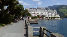 Grand Hotel, Zell am See - Salzburg, Österreich
