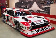 New Ford Capri | ... send you herewith the final price for next new Group5 Capri Zakspeed