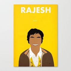 The Big Bang Theory - Rajesh Nothing special, just the individual posters for those that are interested. Inkscape April 2012 The Big Bang Theory - Rajesh The Big Theory, Big Bang Theory, Tbbt, Nerd Love, Favorite Tv Shows, Favorite Things, Funny People, Bigbang, Bangs