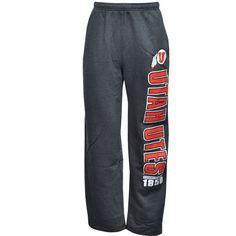 Utah Utes Sweatpants  Available in Grey & Red