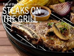 Good Taste - Cut for the right occasion – grilling steaks ...