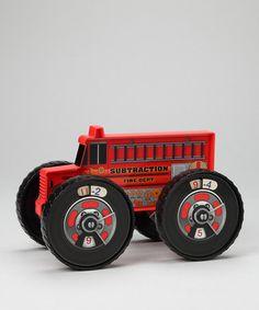 Look what I found on #zulily! Subtraction Fire Truck Game #zulilyfinds