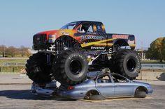 Atlanta Motorama to reunite 12 generations of Bigfoot monster trucks