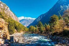 The mountains are calling you must go !!!! Kasol, Himachal Pradesh, India #peace #himalayan Himachal Pradesh