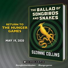 Hunger Games Lessons: Songbirds and Snakes New Hunger Games, Hunger Games Novel, Hunger Games Problems, Hunger Games Memes, Hunger Games Fandom, Hunger Games Merchandise, Katniss Everdeen, Suzanne Collins, Catching Fire