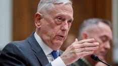 """El secretario de Defensa, Jim Mattis, enmienda a Trump y afirma ante el Congreso que """"aún no se ha tomado una decisión"""" sobre la intervención en SiriaEl juego ha ido demasiado lejos. Tras días de …"""