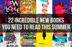 22 Exciting New Book