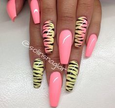Animal nails on point!