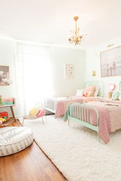 120 Best Girl Rooms- Modern images in 2019 | Modern girls rooms ...