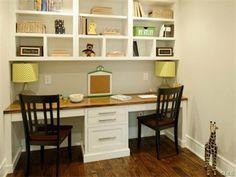 Cool conjoined desks