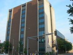 Winnebago County, Illinois Courthouse by jimmywayne, via Flickr