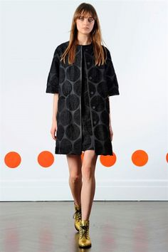 Sfilata Lisa Perry - Autunno-Inverno 2015-2016 - New York - Moda - Elle