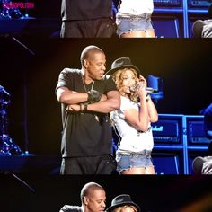 Jay Z and Beyoncé's Cutest Moments