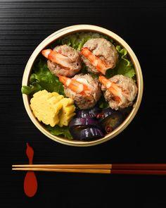 海老シュウマイ弁当 / Shrimp Shumai Bento お弁当を作ったら #edit_jp で投稿してね!