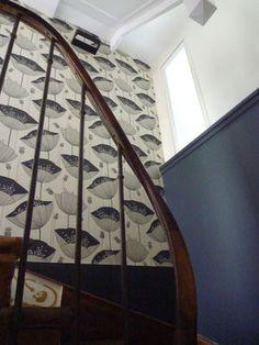 Peinture cage escalier peinture cage d 39 escalier pinterest - Peinture cage d escalier ...