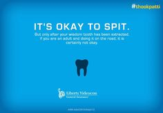 Your mouth becomes the breeding ground for disease causing germs that spread due to spitting. #ThookPatti