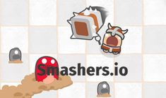 Smashersio is one of the new io games in io games list and you can play it online free on Rim Sim Games.  An Introduction and description of Smashersio Game:  It is another game by clown games