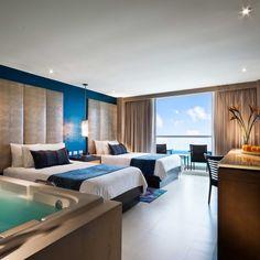 Hard Rock Hotel Cancun—Cancun, Mexico. #Jetsetter