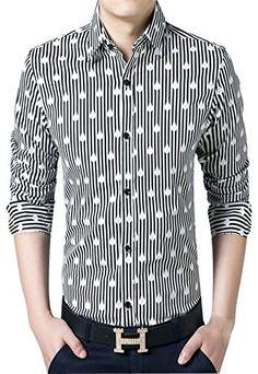 APTRO Men's Cotton Blend Fine Floral Long Sleeve Slim Dress Shirt #03 Black&White US XS(Tag L) APTRO http://www.amazon.com/dp/B0192MM4UU/ref=cm_sw_r_pi_dp_6aKAwb1R2XCXR