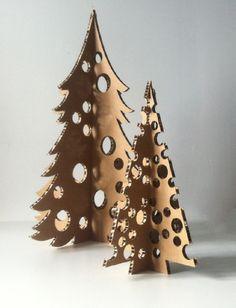 Albero di Natale in Cartone H 1mt