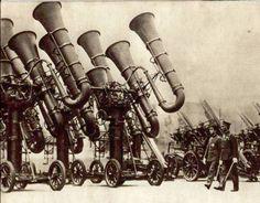 Japanese War Tubas