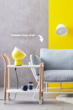 Introducing the IKEA PS 2017 collection, made for the fiercely independent. The IKEA PS 2017 collection lets you defy convention with lamps that can sit on the wall, floor or on a table, and a foldable easy chair that can hang on the wall. Click to see the full collection!
