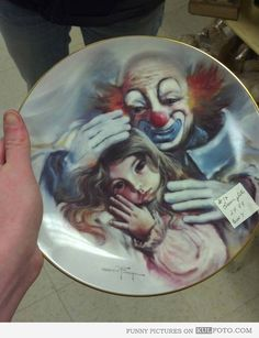 WTF!!!  Who would want this?  Creepy as Hell!!!