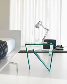 Zen end table by Tonelli, Italy
