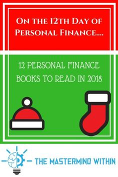 12 personal finance books to read