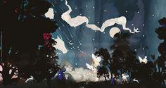 A_Midsummer_Night´s_Dream_1280x680_1718 © beyond | Emmanuel Polanco | colagene.com 2018年4月17,19, 21,23,25日  🏠ウィーン劇場  🎼ブリテン「夏の夜の夢」  👤ベジュン・メータ(オベロン) マナコルダ指揮 ミキエレット演出