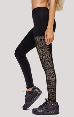 LACEY CONTRAST LEGGING