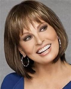 Hairstyles with Bangs for Women Over 60 - Bing Images