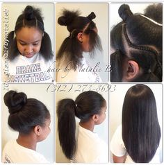 "Wouldn't it be nice to be able to pull your sew-in up in a natural looking ponytail or bun?  ...Call or text Natalie B. at (312) 273-8693 to try one of my signature PERFECT PONY SEW-IN HAIR WEAVES!!!   • Must have at least 5"" of hair around your perimeter. • Can be created with any hair texture. • Great for working out. • Will provide tips for maintaining your leave-out, and keeping it healthy • Lasts up to 10 weeks!!!"