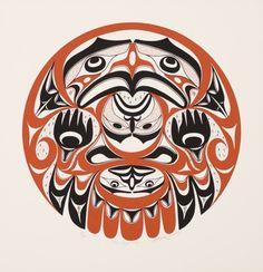 Haida Art.