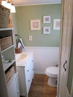 thisoldhouse.com | from 23 Savvy and Inspiring Small Bath Designs