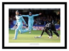 England Win the 2019 Cricket World Cup Final Celebrations Photo Memorabilia Watford Fc, After Running, Cricket World Cup, World Cup Final, Fa Cup, Champions League, Finals, England, In This Moment