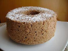 Chiffon cake al cappuccino Chiffon Cake, Doughnut, Muffin, Breakfast, Desserts, Cupcakes, Food, Morning Coffee, Tailgate Desserts