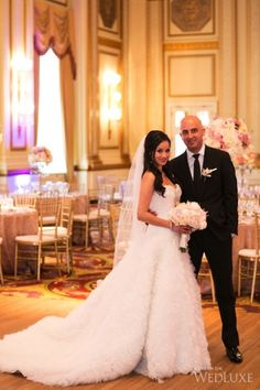 A beautiful, multicultural #wedding at the Fairmont Hotel Vancouver  | Photography By: Sweet Pea Photography #FairmontWeddings