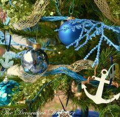 anchor christmas ornament navy military | nautical anchor